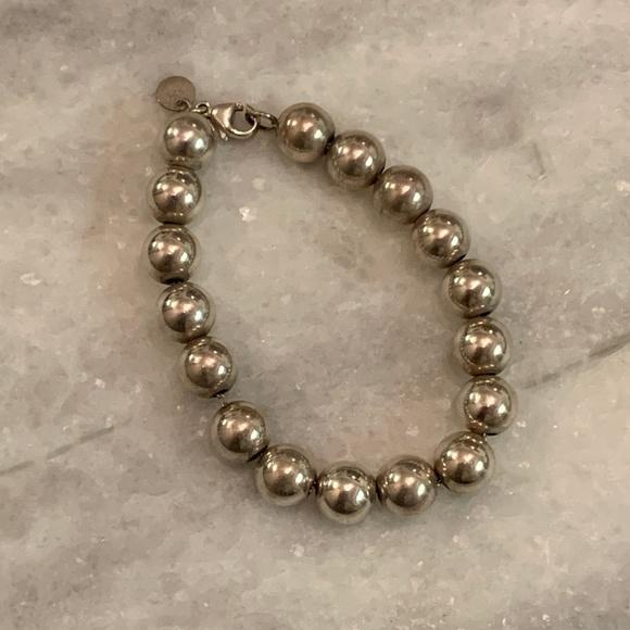 Tiffany & Co. Jewelry - AUTHENTIC TIFFANY & CO. BALL BRACELET